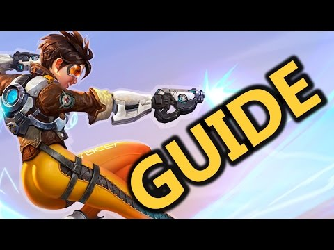 TRACER - THE ULTIMATE GUIDE! (Overwatch Tips & Tricks)