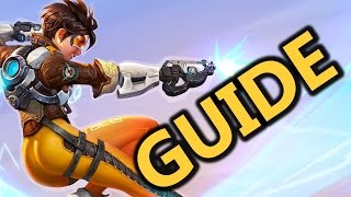tracer the ultimate guide overwatch tips tricks