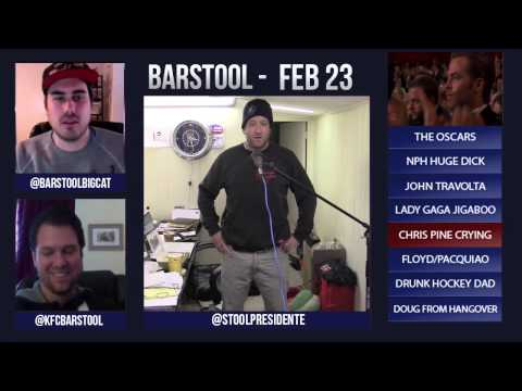 Barstool Rundown February 23