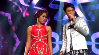 Video HAZMAN & EVIE- FANTASIA BULAN MADU / CINTA KITA (DANGDUT)_, D'ACADEMY ASIA 08122015 download MP3, 3GP, MP4, WEBM, AVI, FLV Agustus 2017