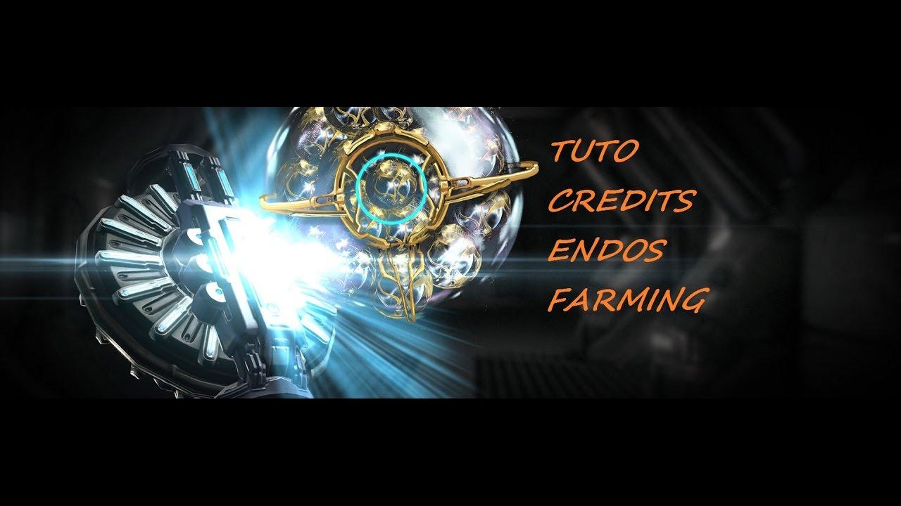 WARFRAME FR: Tuto Farm Crédits/Endos (U19) - YouTube
