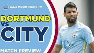 Manchester city vs borussia dortmund | match preview