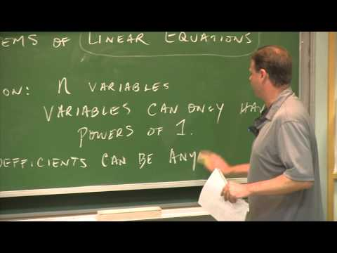 Math 4. Math for Economists. Lecture 01. Introduction to the
