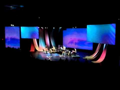 Worship at Watermark church 2010-10-17-