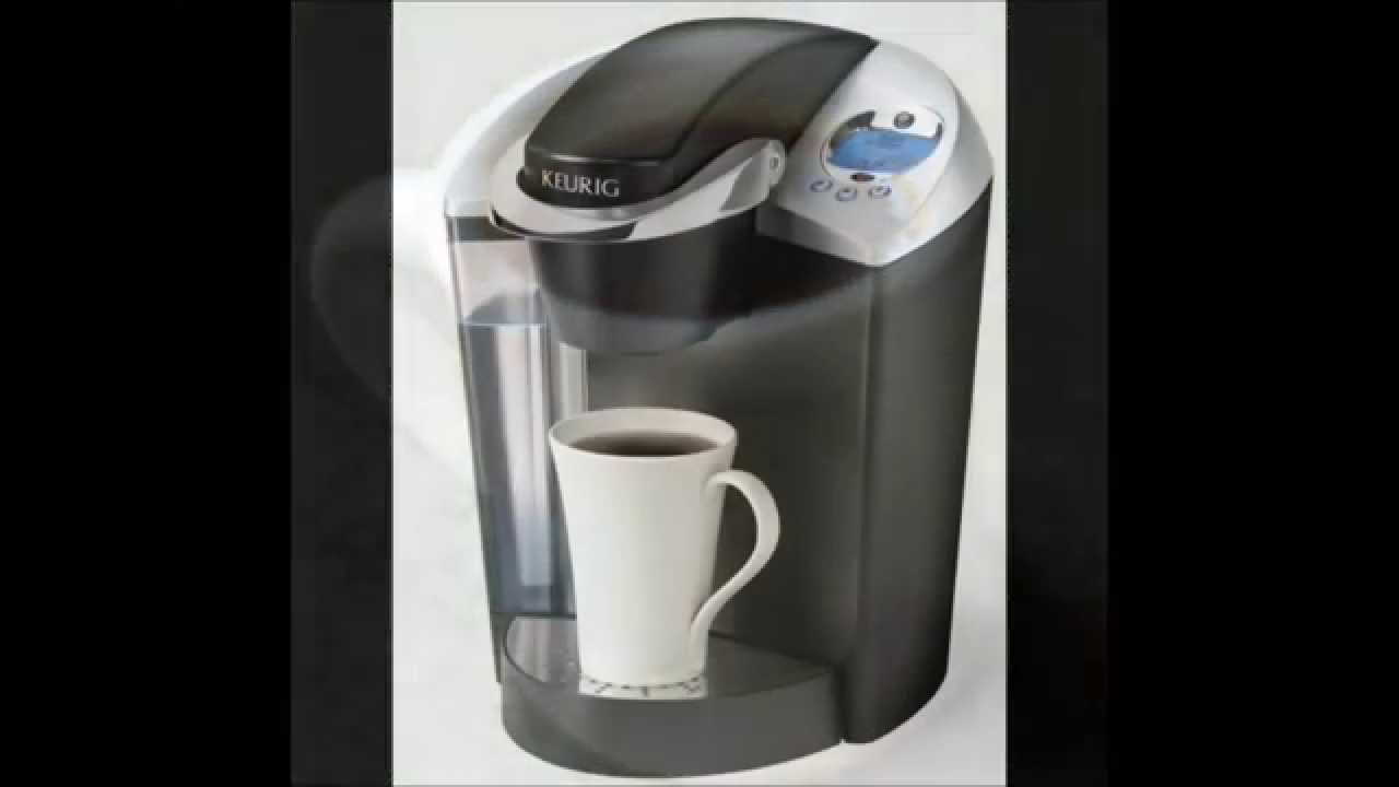 Reset Your Keurig - YouTube