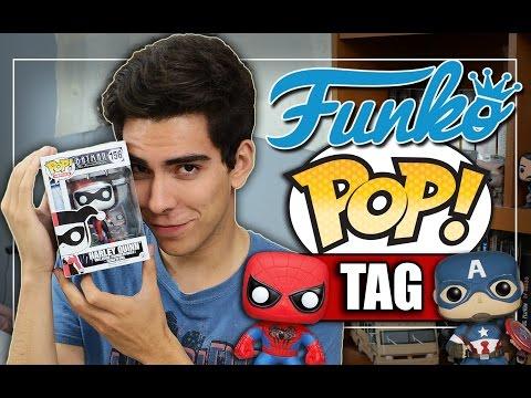 Tag de Funko Pop   Caja de Peliculas