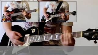 Как играть на гитаре Исповедь Вампира Король и шут видеоурок Guitar Riffs табы