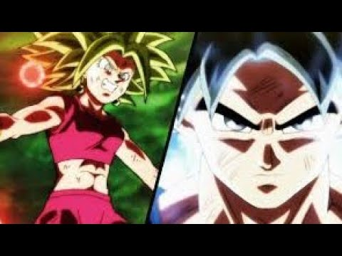 Goku Vs Kefla [Amv] | Shape Of U