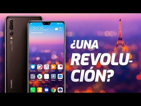 Huawei P20 Pro review, ¿Marketing o Revolución?