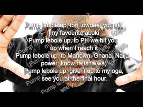 Ice Prince ABOKI REMIX lyrics
