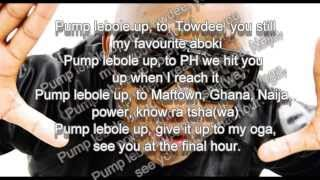 Ice Prince ABOKI REMIX lyrics