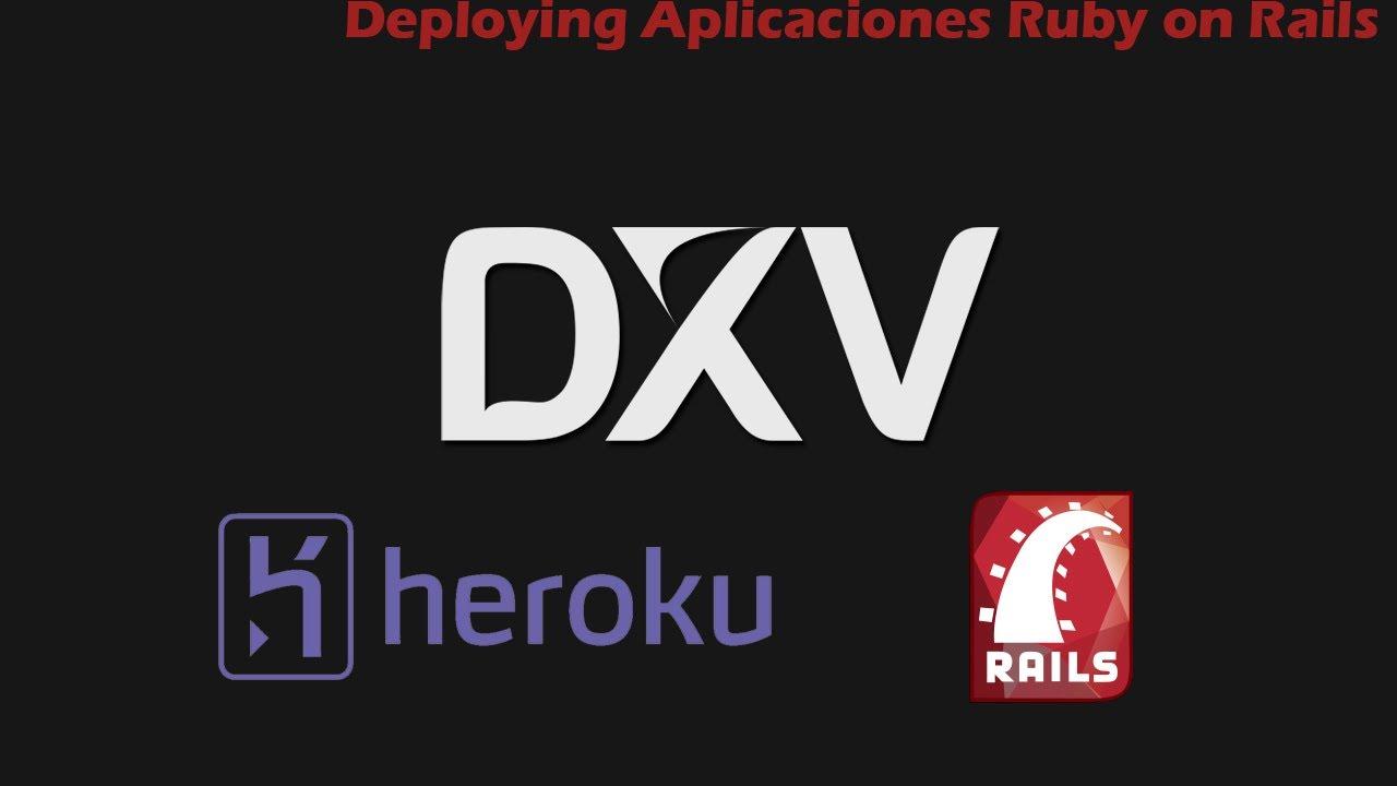Resultado de imagen para Heroku usando Ruby On Rails