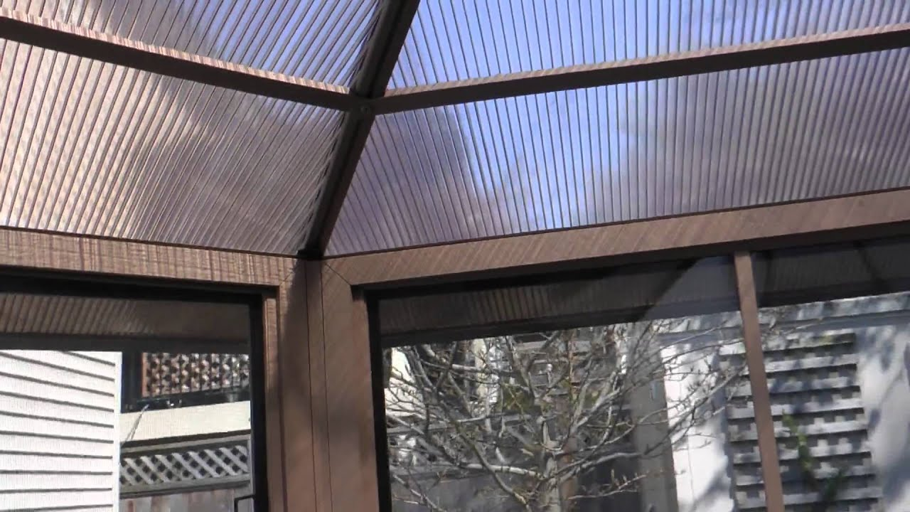 Costco Penguin 12x12 Solarium Assembly Youtube