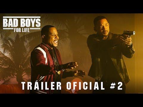 BAD BOYS FOR LIFE. Tráiler Oficial #2 HD en español. Ya en cines.