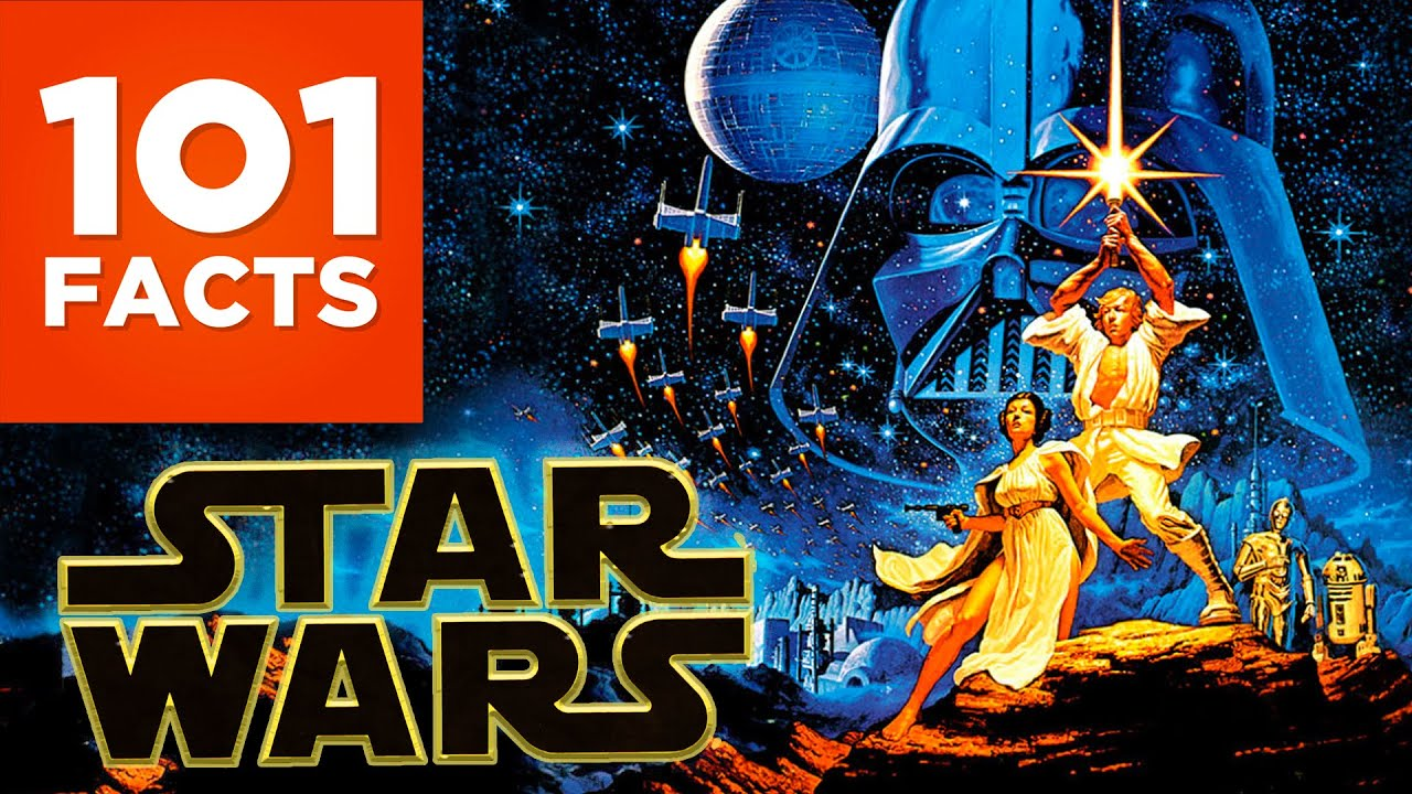 101 Facts About Star Wars - YouTube