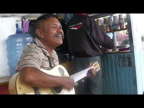 Live music, Sumatra, Indonesia