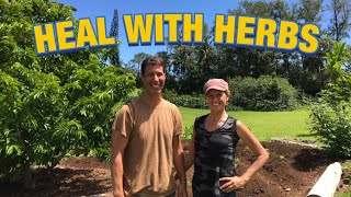 HOW TO HEAL WITH HERBS ~ BIODYNAMIC REGENERATIVE MORGANIC FARMING PRACTICES