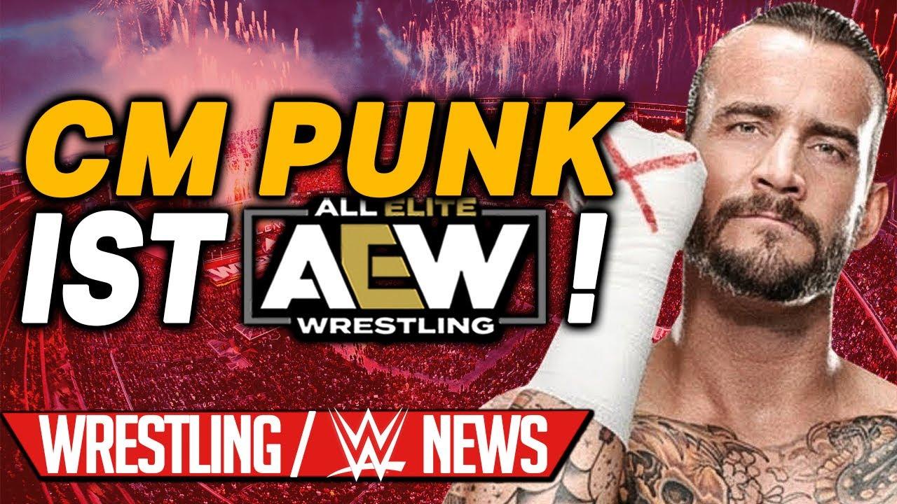 CM Punk ist All Elite!, WWE will Braun Strowman zurück | Wrestling/WWE NEWS 91/2021