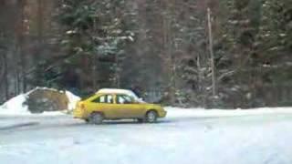 Snow drift Nexia piwniczna