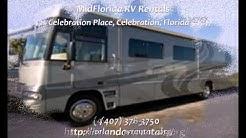Orlando RV rental