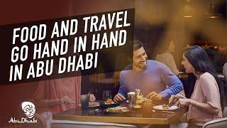 Experience a journey through the senses as Abu Dha...