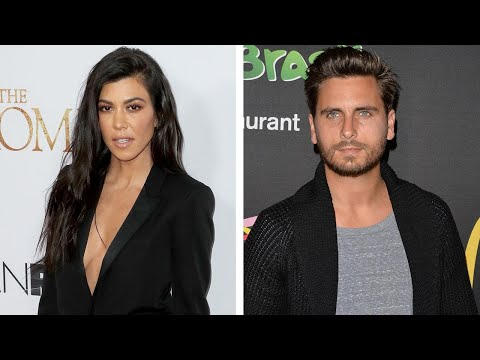 Kourtney Kardashian Says Scott Disick Is Keeping Her From 'Living'