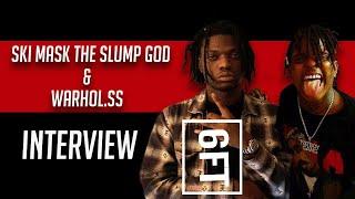 6FT - Warhol.ss & Ski Mask the Slump God talks what Rappers Shouldn't Do, and Artist Marketing