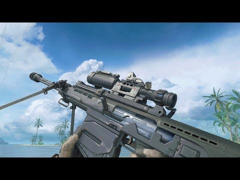 Call of Duty : Black Ops 4 - All Weapons , Equipment , Reload Animations and Sounds
