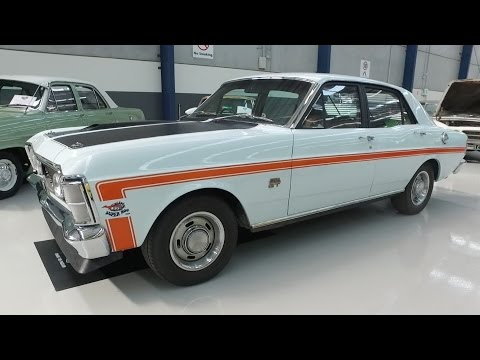 1970 Ford XW Falcon GT-HO Phase II Sedan - 2017 Shannons Melbourne Autumn Classic Auction