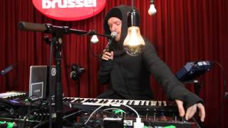 Studio Brussel: SOHN - The Wheel (live)