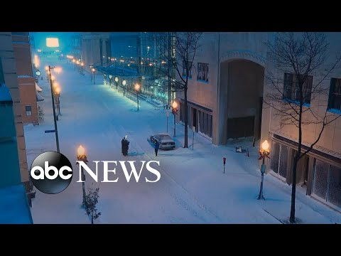 Northeast braces for 'bomb cyclone' winter storm