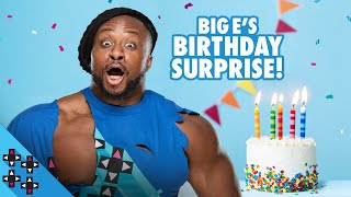 BIG E's FIFTH BIRTHDAY SURPRISE!!!