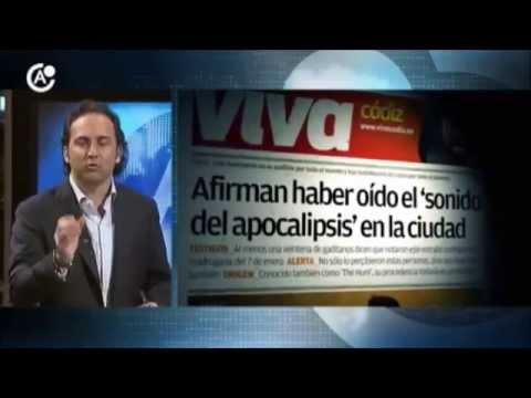 The Hum de Viva Cádiz en el programa de Cuatro Cuarto Milenio - YouTube