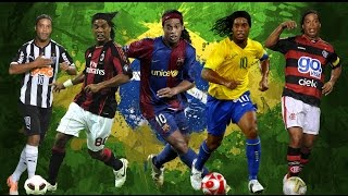 Ronaldinho Gaucho 🇧🇷 Best Goals Assists & Skills Ever ● Tribute ● HD