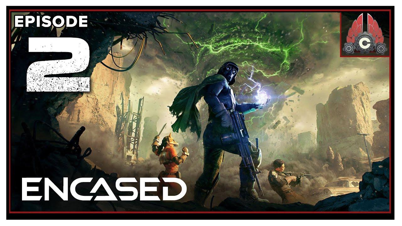 CohhCarnage Plays Encased - Episode 2