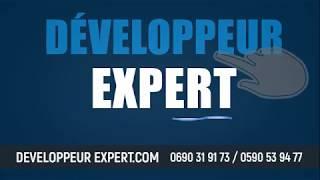 Développeur Expert vous accompagne pour la création de votre site web