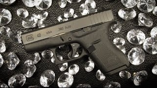 Glock 42 380 Auto - A Range Review of the Smallest Glock Yet