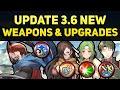 Saizo, Kagero, Elincia, & Oscar New Weapons & Refines (Update 3.6)   Fire Emblem Heroes Guide