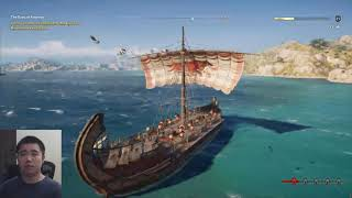 Cultist Hunting and Jumping in a Volcano! Nightmare Difficulty! Assassin's Creed Odyssey #26