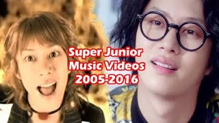 Download Super Junior Music  List 2005-2016 MP3 song and Music Video