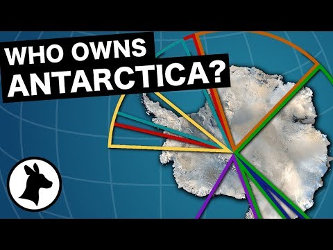 Antarctic Territories Explained: Geopolitics in Antarctica