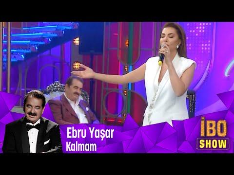 Ebru Yaşar sevilen Şarkısını seslendiriyor '' Kalmam''