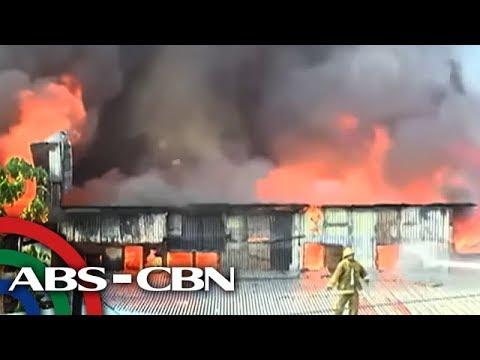 2 bata patay, 10 sugatan sa sunog sa Cebu City