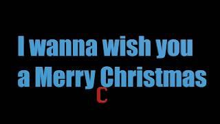 Feliz Navidad karaoke & chords