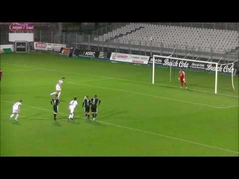 L'incroyable penalty arrêté par le gardien de Vannes