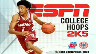 FLORIDA VS KENTUCKY - ESPN COLLEGE HOOPS 2K5