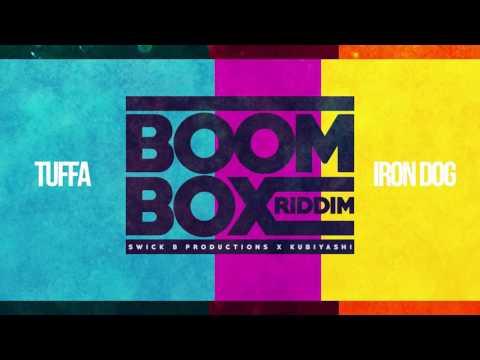 Tuffa - Iron Dog (Boom Box Riddim VA) Vincy Soca 2017