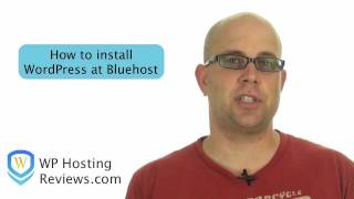 Install WordPress at Bluehost