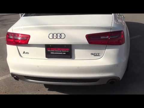 Audi A6 Prestige Package  YouTube