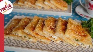 Sodalı Tepsi Böreği -  Börek Tarifleri - Nefis Yemek Tarifleri